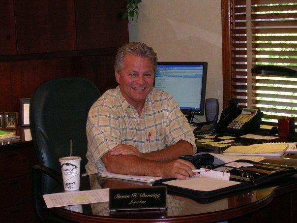 Meet Our Owner: Steve Berning